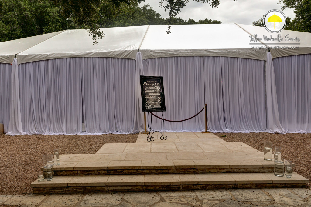 Mercury Hall Tent. Photo by Jerry Hayes Photography